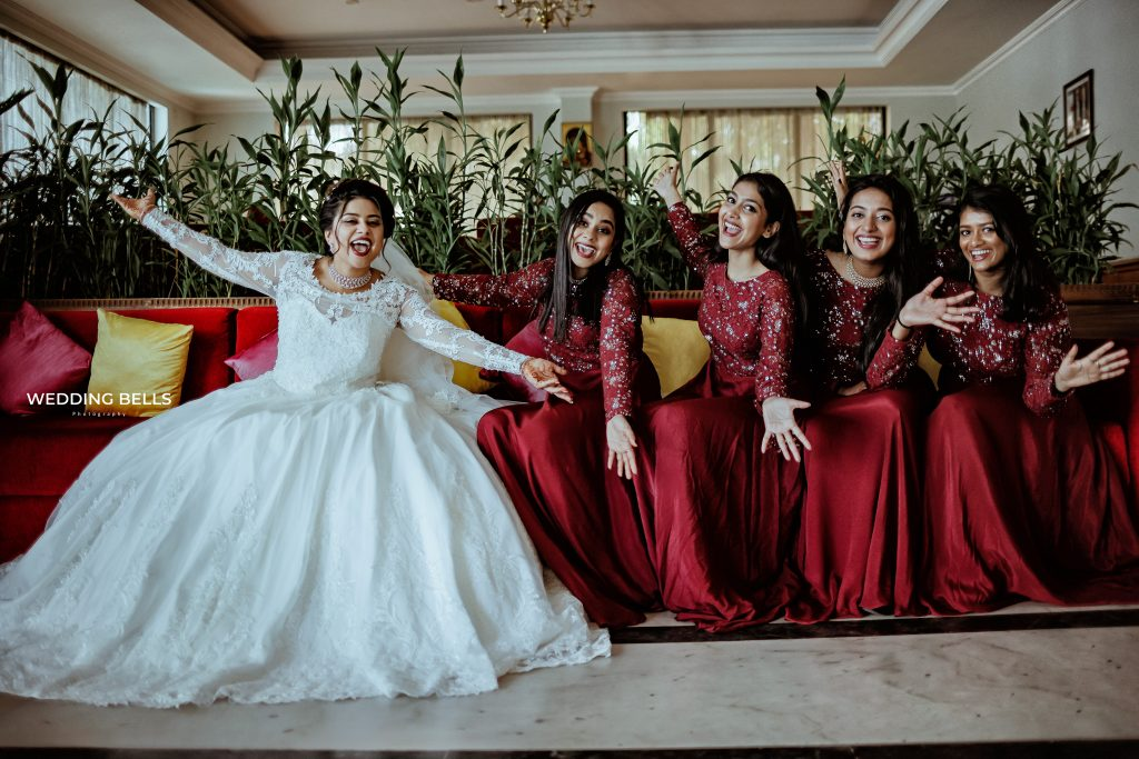Check Out Greshma And Ajin's Wedding Where The Bride Flaunted Three Gorgeous Outfits!, IMG 6744