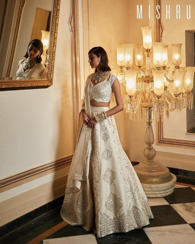 bridal lehenga styles