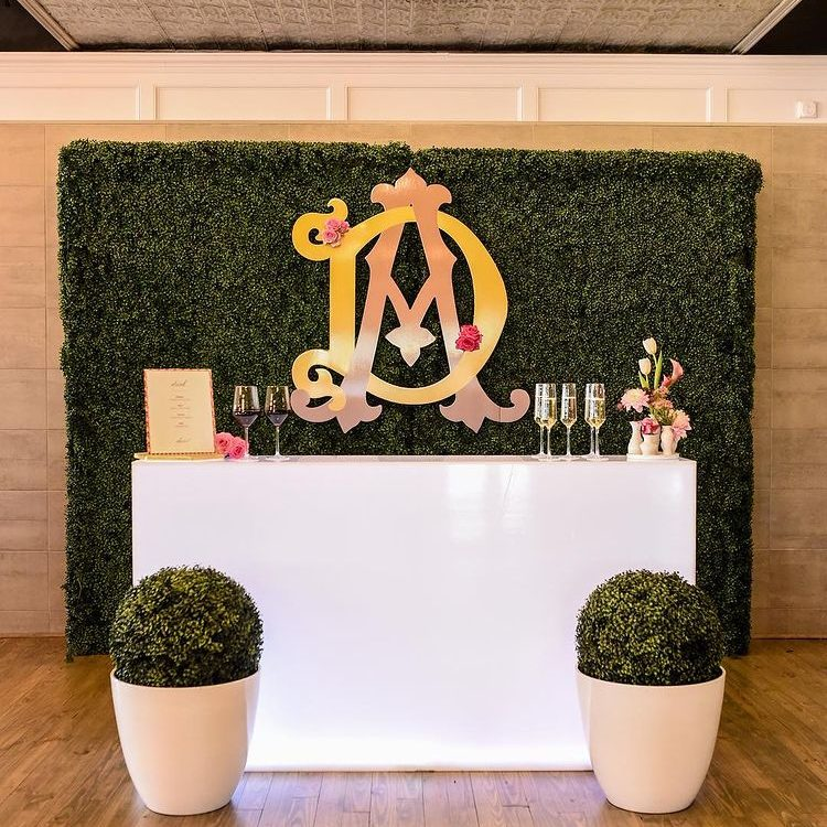 Impressive Wedding Bar Themes and Setup Ideas, instagramphotodownload.com MK Event Boutique edited