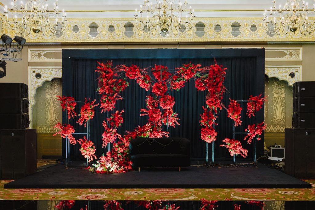 Glorious Palace Wedding of Hanna S Khan and Shahrukh Merchant is Straight Out of a Fairytale, Hanna Wedding Reception Decor 12 of 23