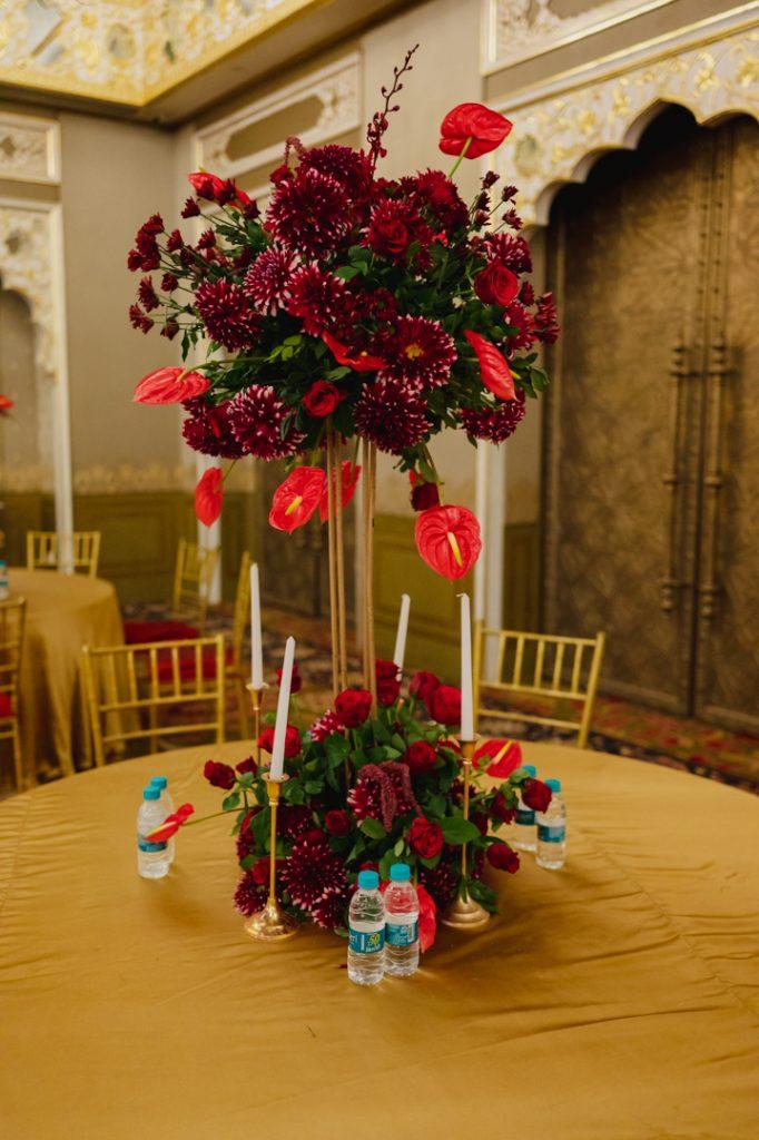 Glorious Palace Wedding of Hanna S Khan and Shahrukh Merchant is Straight Out of a Fairytale, Hanna Wedding Reception Decor 13 of 23 1