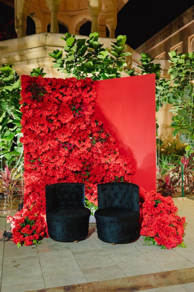 Glorious Palace Wedding of Hanna S Khan and Shahrukh Merchant is Straight Out of a Fairytale, Hanna Wedding Reception Decor 15 of 23 1