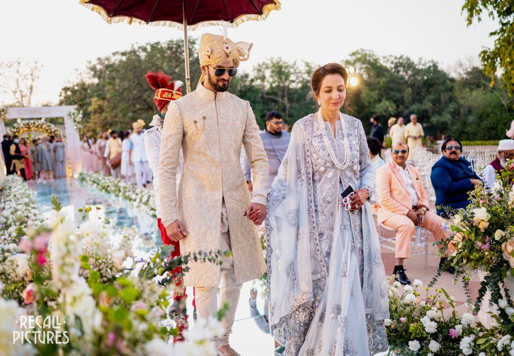 Glorious Palace Wedding of Hanna S Khan and Shahrukh Merchant is Straight Out of a Fairytale, Recall Hanna Shahrukh Nikah 1012
