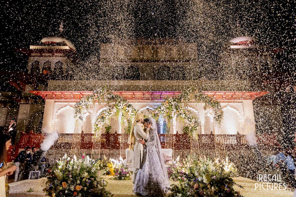 Glorious Palace Wedding of Hanna S Khan and Shahrukh Merchant is Straight Out of a Fairytale, Recall Hanna Shahrukh Nikah 1021