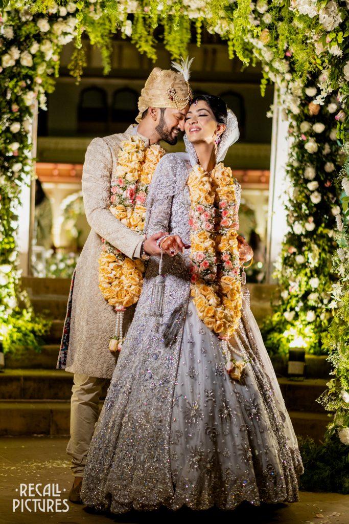 Glorious Palace Wedding of Hanna S Khan and Shahrukh Merchant is Straight Out of a Fairytale, Recall Hanna Shahrukh Nikah 1024