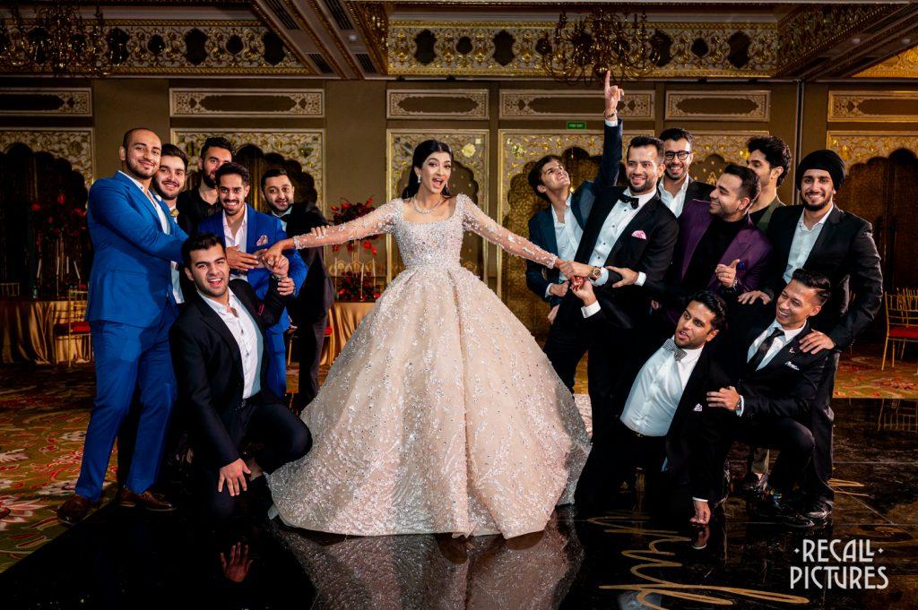 Glorious Palace Wedding of Hanna S Khan and Shahrukh Merchant is Straight Out of a Fairytale, Recall Hanna Shahrukh Reception 1004