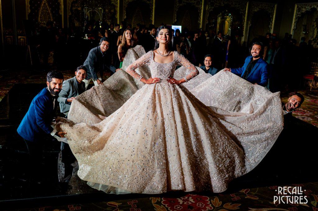 Glorious Palace Wedding of Hanna S Khan and Shahrukh Merchant is Straight Out of a Fairytale, Recall Hanna Shahrukh Reception 1005