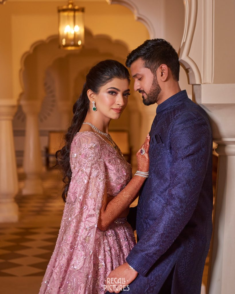 Glorious Palace Wedding of Hanna S Khan and Shahrukh Merchant is Straight Out of a Fairytale, Sangget 5
